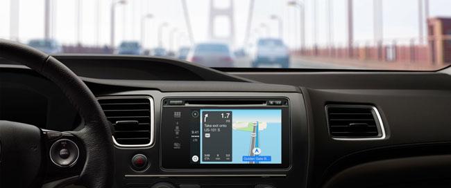 Apple CarPlay Honda Apple Maps 001