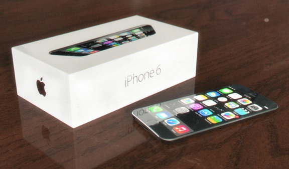 iPhone 6 concept video 1
