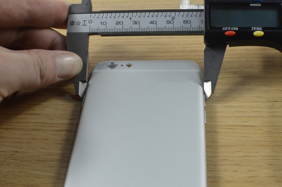 iPhone 6 iPhone 5S compare 8