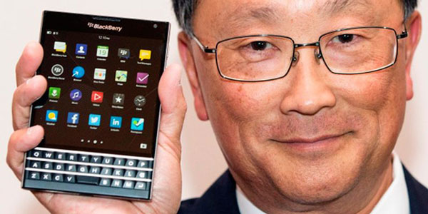 Blackberry Passport 1