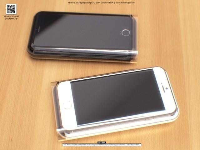 iPhone 6 box render 11