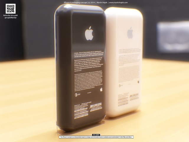 iPhone 6 box render 16