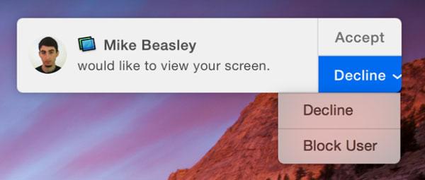 screensharing