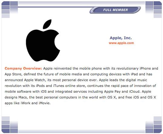 Apple GlobalPlatform