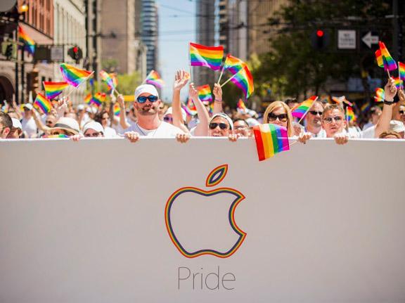 Apple pride 1