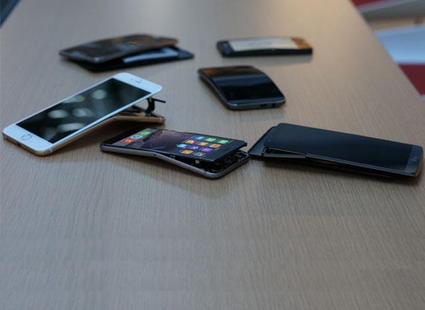 CR iPhone 6 Bending