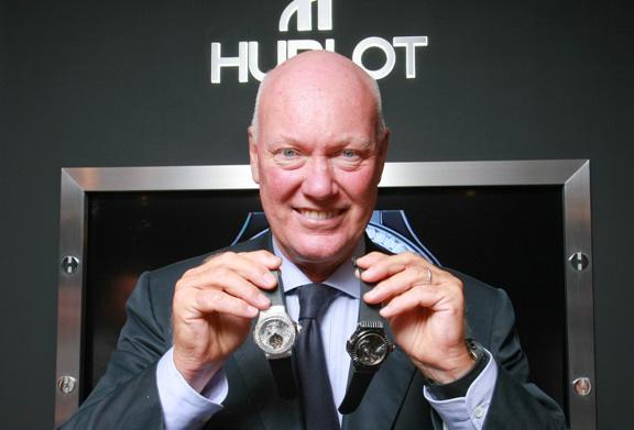 Jean Claude Biver Chairman 11