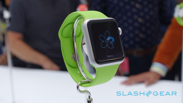 apple watch hands on sg21