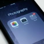 Кладем папку в папку на iOS 8