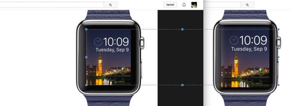 different watch