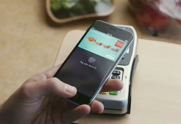 Wells Fargo Apple Pay ad