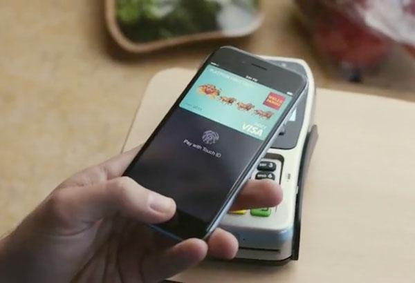Wells Fargo Apple Pay ad