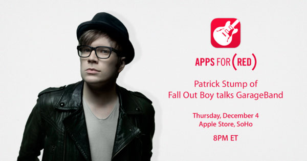 fall out boy apple store