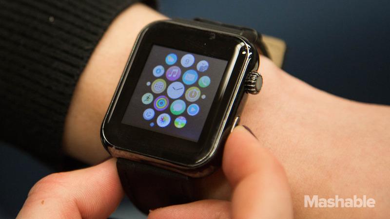 Fake Chinese Apple Watch 13