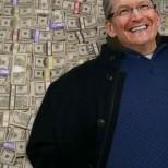 apple many money