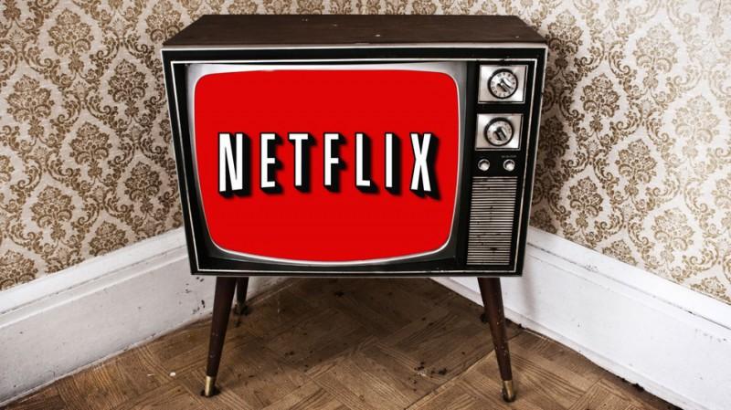 netflix television