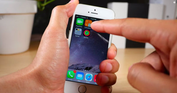 Activity App iOS 8.2