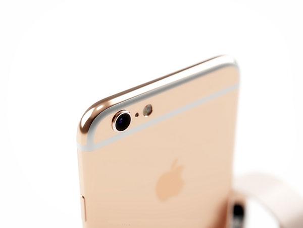 Concept iphone6 rose3