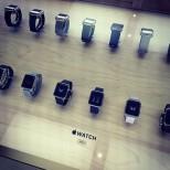 apple watch store display
