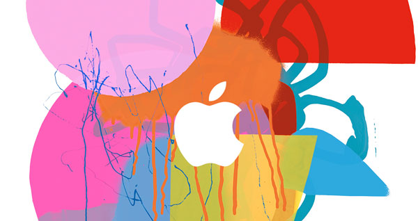 apple store logo miami