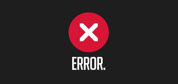 error itunes