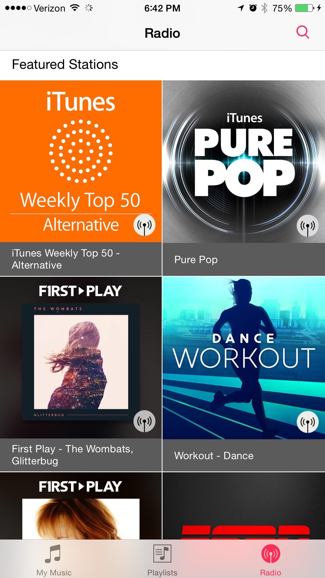 iOS 8.4 revamped Music app nr3 large