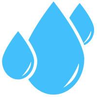 Попала вода?