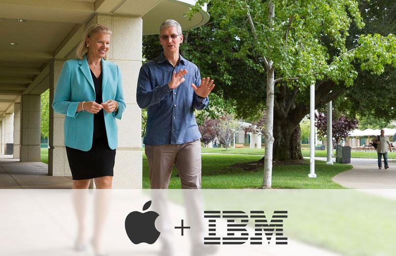 Apple IBM 3