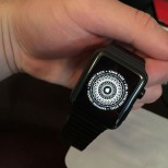 Apple Watch space black 1
