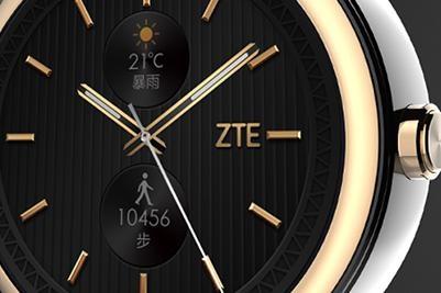 zte axon watch feat