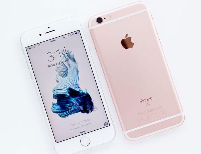 iphone6s rose