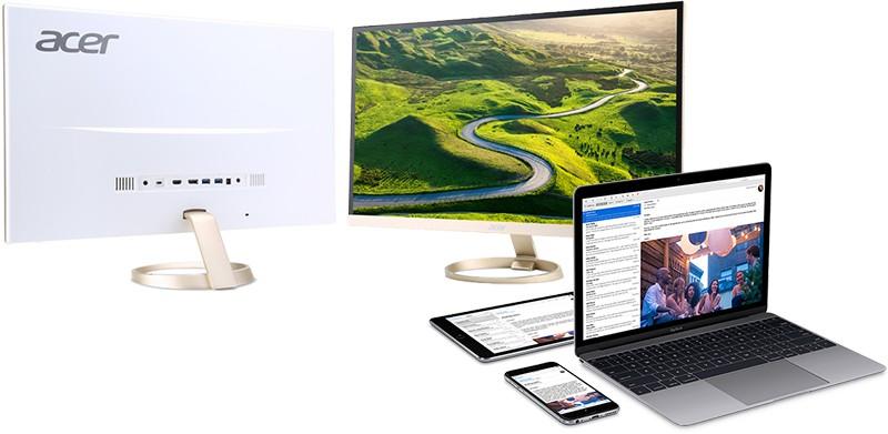 Acer H7 USB C MacBook