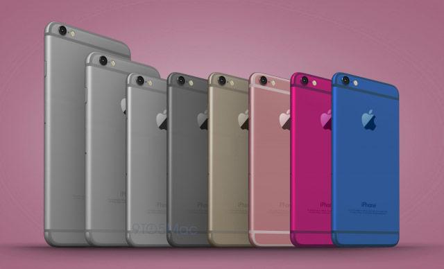 iPhone 6c renders 2