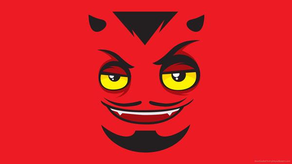 devil s smile