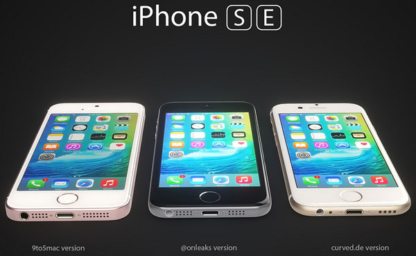 iphone5se concept