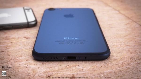 iphone7 blue