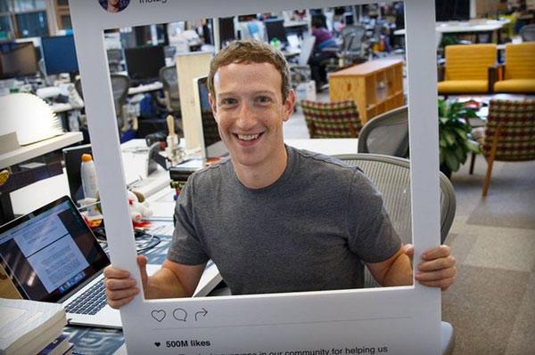 mark zukerberg facebook