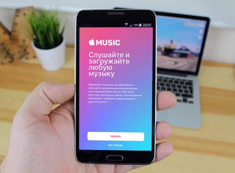 beta apple Music android 3