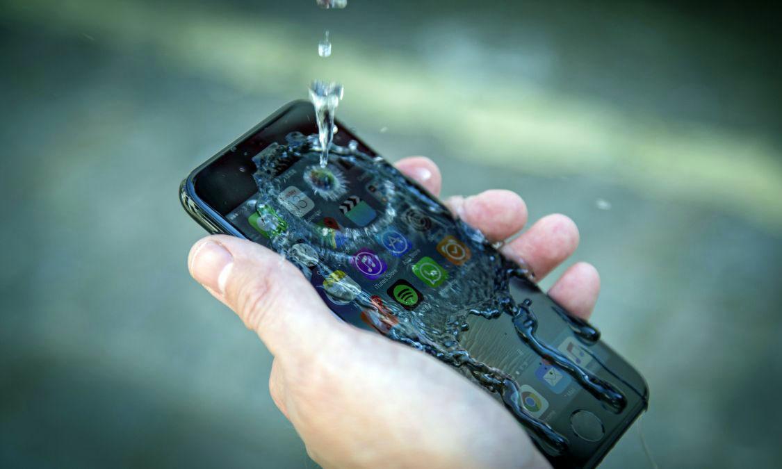 Защита от воды Айфон 7 плюс