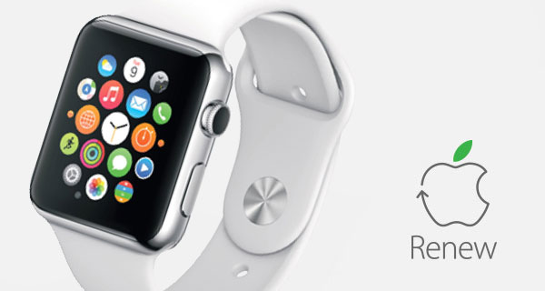 apple watch recycle 2