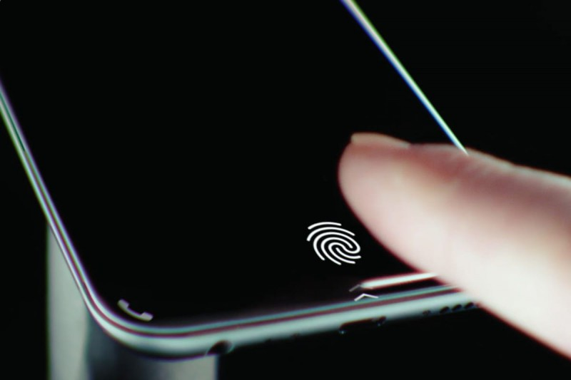 Qualcomm Touch ID Display 00