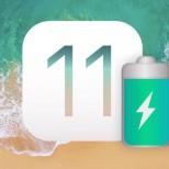 iOS 11 test battery 1