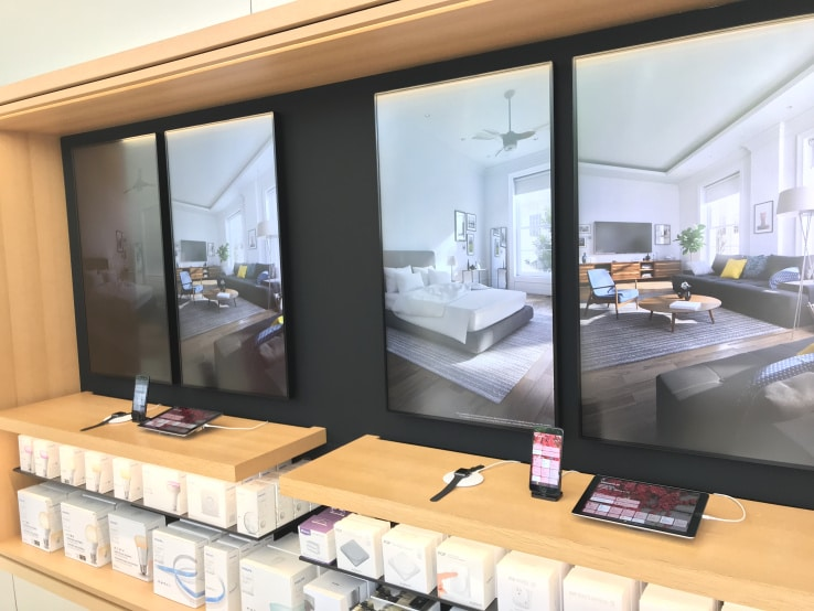 Apple Store HomeKit