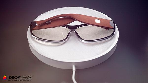 Apple Glass AR Glasses iDrop News x Martin Hajek 6