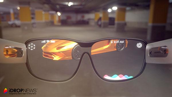Apple Glass AR Glasses iDrop News x Martin Hajek 8 1