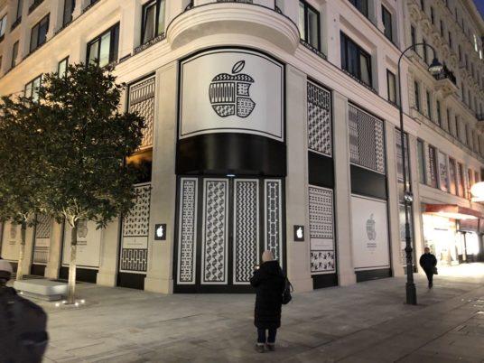 Apple Store Vienna Bernhard Woditschka 001