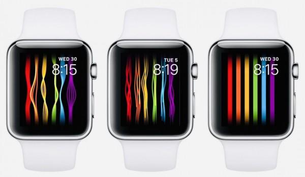 apple watch pride