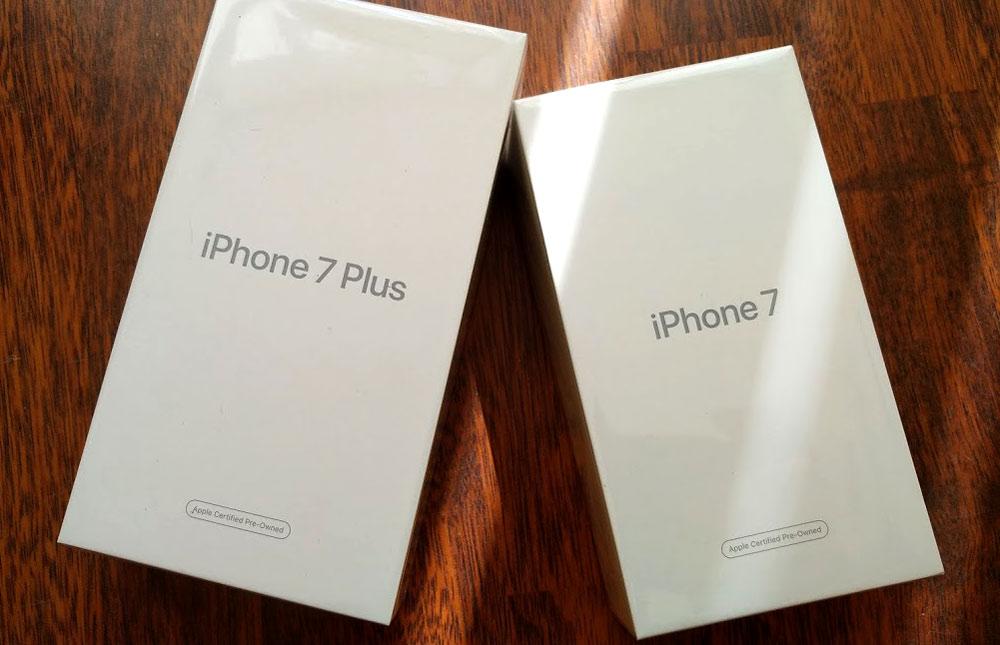 iphone7 kak novii