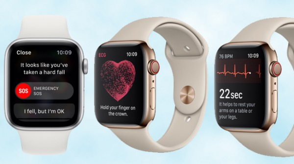 Apple Watch ECG heart handout 712