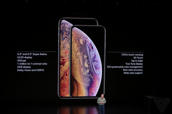 apple iphone 2018 event theverge dbohn 855
